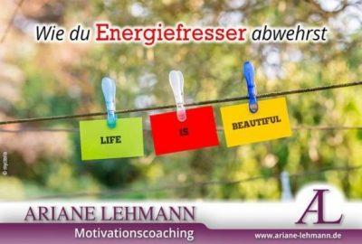 Wie du Energiefresser abwehrst