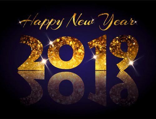 Mit guten Vorsätzen ins neue Jahr