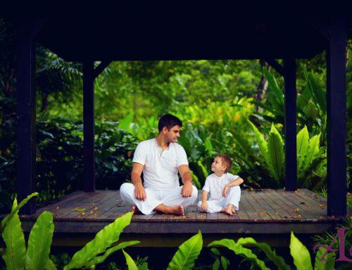 Entdecke die Welt durch die Augen Deines inneren Kindes