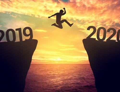 Auf Wiedersehen 2019 Danke für Freude und Lebenslektionen