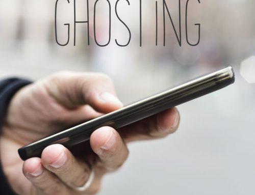 Ghosting geht an die Nieren – so gehst Du damit um!